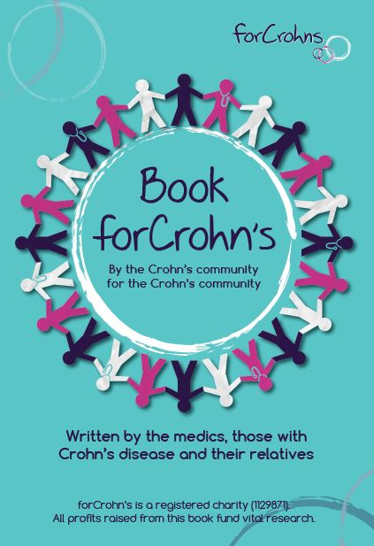 Book forCrohns - Crohns Disease Book - Buy at amazon.co.uk